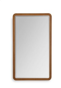 Leather Wrap Mirror Product Image