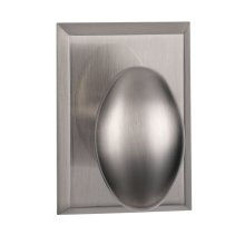 CASTELLO 05 KNOB - Satin Nickel