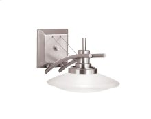 Structures Collection Structures 1 Light Halogen Wall Sconce - NI