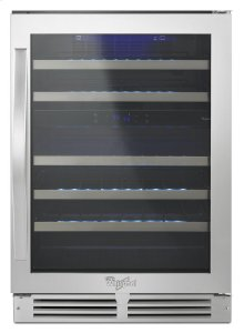 "24"" Undercounter Wine Center with Dual-Temperature Control"