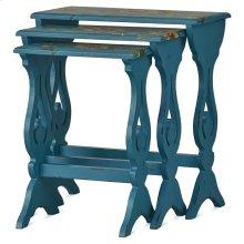 Italian Nesting Table
