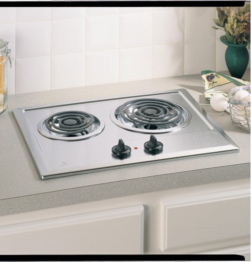 GE® Built-In Electric Cooktop