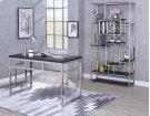 "Alize Bookcase, Cappuccino 36""x12""x71"" Product Image"