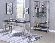 "Alize Desk, Cappuccino 47""x24""x30"" Product Image"