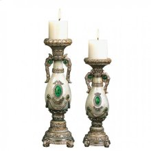 Gabriela Candle Holder Set (4/box)