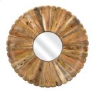 Flora Wood Mirror Product Image
