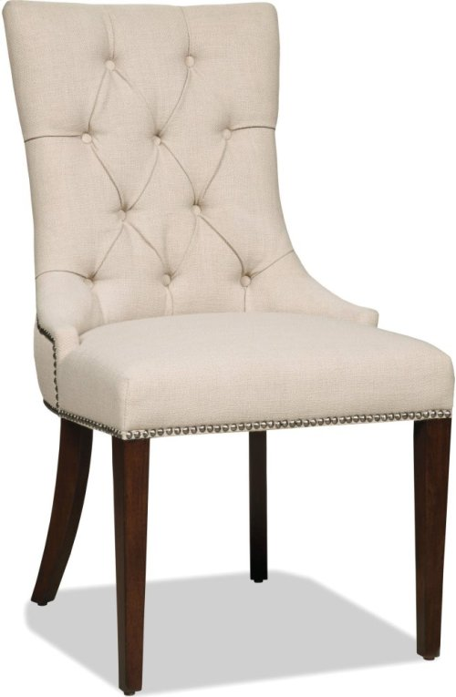 Lindy Linen Dining Chair