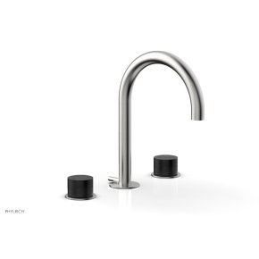 BASIC II Widespread Faucet 230-03 - Satin Chrome