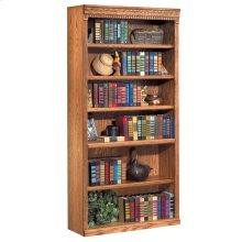 "72"" Open Bookcase"