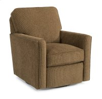 Chamberlain Fabric Swivel Chair Product Image