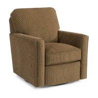 Chamberlain Fabric Swivel Chair Product Image