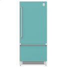 "36"" Bottom Mount, Bottom Compressor Refrigerator - KRB Series - Bora-bora Product Image"