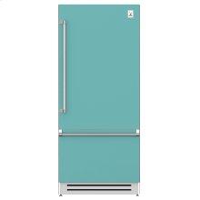 "36"" Bottom Mount, Bottom Compressor Refrigerator - KRB Series - Bora-bora"
