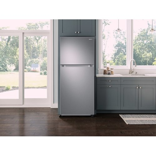 18 cu. ft. Capacity Top Freezer Refrigerator with FlexZone