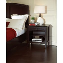 One Drawer Nightstand Product Image