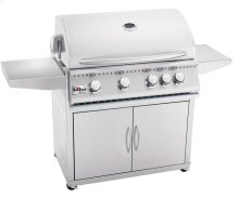 """Sizzler 32"""" Freestanding Grill"""