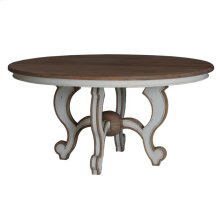 Pompadour Round Dining Table 5'