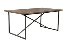 Dining Table, Available in Black Wash Finish Only.