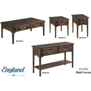 England FurnitureH669 Arcadia