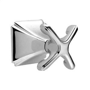 Satin Brass - PVD Diverter/Flow Control Handle