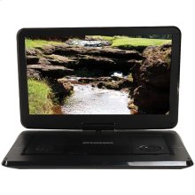 "15.6"" Swivel Screen Portable DVD & Media Player"