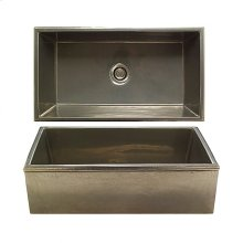 Reservoir Apron Front Sink - KS3620 Silicon Bronze Brushed