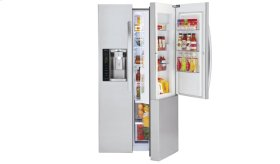22 cu. ft. Side-By-Side Counter-Depth Refrigerator w/Door-in-Door®