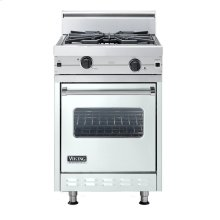 "Sea Glass 24"" Wok/Cooker Companion Range - VGIC (24"" wide range with wok/cooker, single oven)"