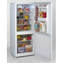 Model FFBM922W - Bottom Mount Frost Free Freezer / Refrigerator