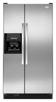 25 cu. ft. Side-by-Side Refrigerator with In-Door-Ice® Ice Dispensing System
