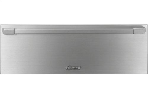 "Heritage 30"" Pro Warming Drawer, Stainless Steel"