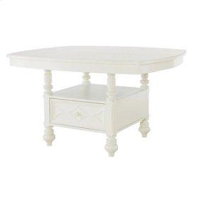Adjustable Storage Table