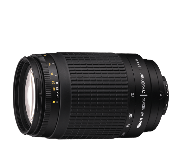 AF Zoom-NIKKOR 70-300mm f/4-5.6G