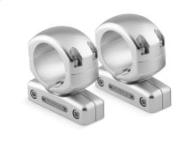 ETXv3 Enclosed Speaker System Swivel Mount Fixture, for pipe diameter of 2.500 in (63.5 mm)
