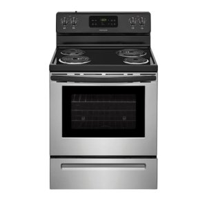 30'' Electric Range - STAINLESS STEEL