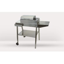 Frontier Grill and Cart Package