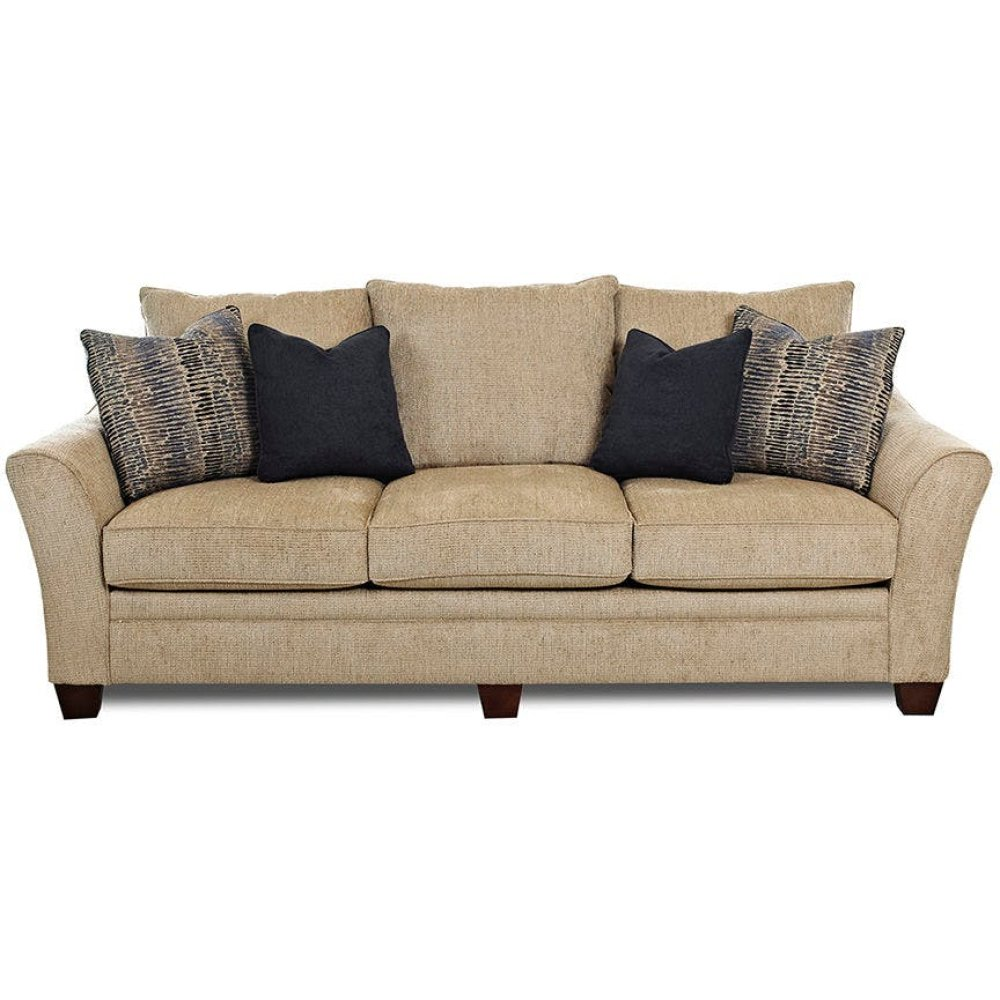 Icon Furniture Art Klaussner Three Cushion Sofa In Greater Houston And Surrounding Areas 83844s