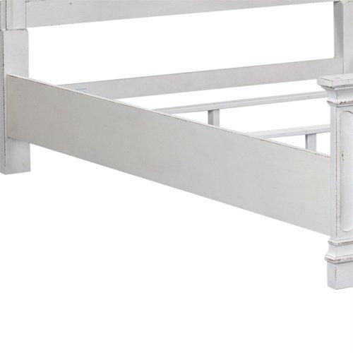 California King Panel Bed Rails