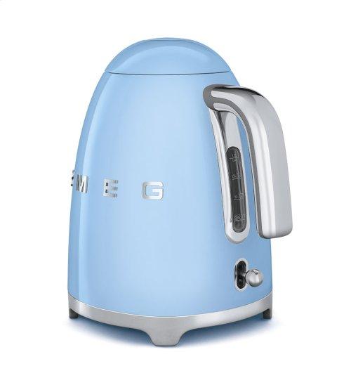 Electric Kettle Pastel blue