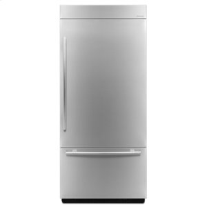 "JENN-AIR36"" Fully Integrated Built-In Bottom-Freezer Refrigerator (Right-Hand Door Swing)"