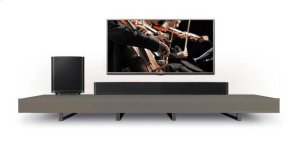 7.1ch 700W Wi-Fi Streaming Array Sound Bar with Wireless Subwoofer