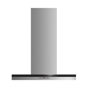 "FISHER & PAYKEL30"" Wall Chimney Box Range Hood"