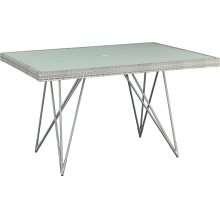 Jewel Rectangular Counter Height Dining Table