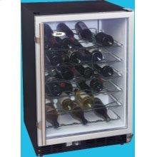 50-Bottle Capacity Built-In or Freestanding Wine Cellar