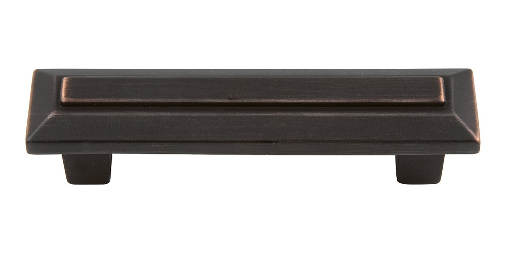 Trocadero Pull 3 Inch (c-c) - Venetian Bronze