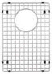 "Blanco Precis Grid (fits Precis 16"" Equal Double Bowl) - 516363"