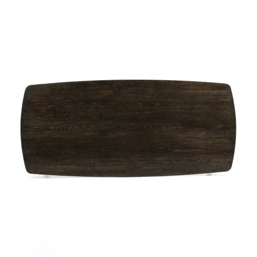 Thoreau Dining Table-burnt Oak