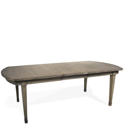 Vogue - Dining Table - Gray Wash Finish
