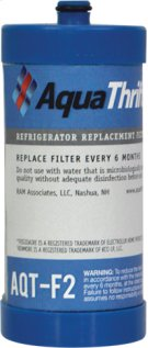 Refrigerator Replacement Filter fits in place of Frigidaire RF100 comparable models Product Image