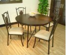 Southern Garden Leg Table Product Image